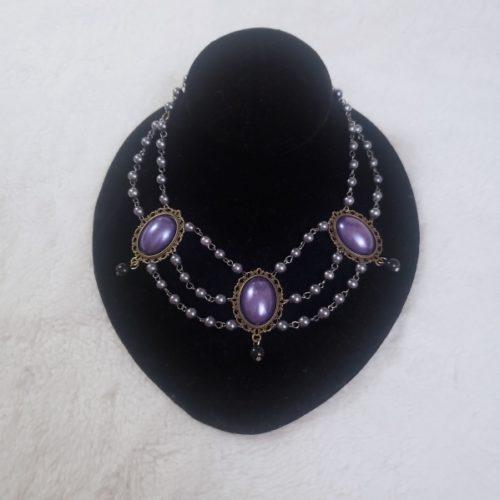 noble jewels indigo dream necklace